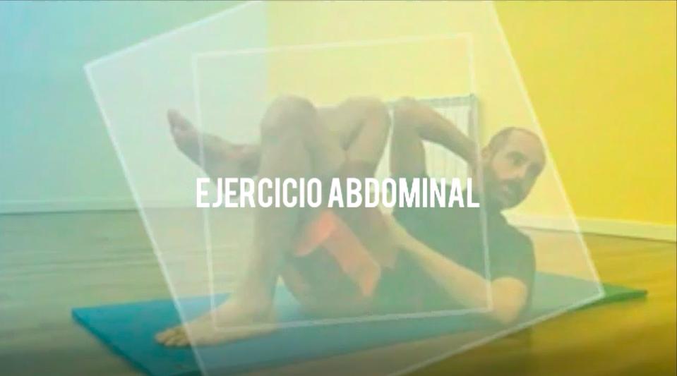 Ejercicio abdominal fisioterapia Logroño