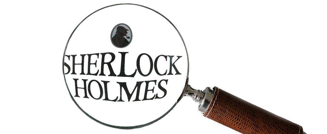 """""""Usted ve, pero no observa. La distinción es clara"""", Sherlock Holmes"""